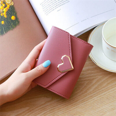 Fashion Short Wallet Coin Purse Organizer Pocket ID Credit Card Holder Tote CB