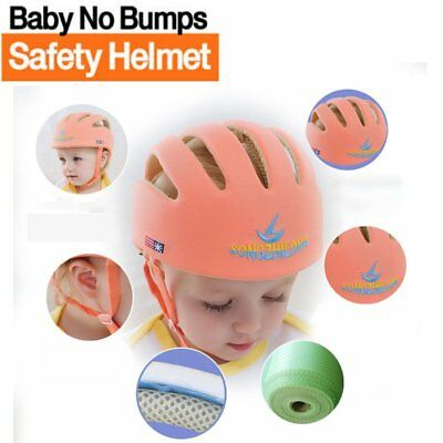 Baby Toddler Walk Safety Headguard Warm Cap Harnesses Hats Protect Helmet GN