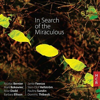 In Search of The Miraculous [CD]