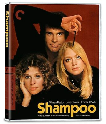 Shampoo - The Criterion Collection (Restored) [Blu-ray]