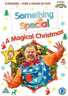 Something Special: A Magical Christmas [DVD]