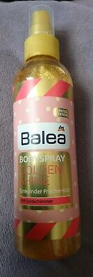 Balea Bodyspray Golden Shine