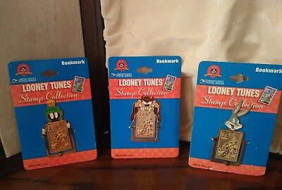 USPS Looney Tunes Bookmarks