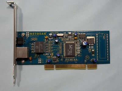 Netgear network adapter card pci model ga311 gigabit mbps | junksave.