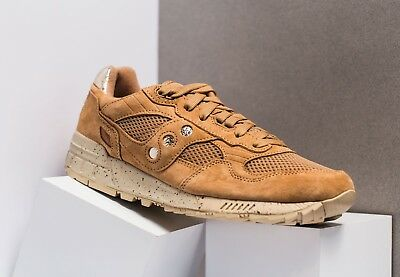 huge selection of 2cea1 bc39f MEN'S SAUCONY SHADOW 5000 Tan/Gold Size 8-13 - S70414 3