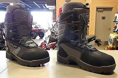 New Klim Radium GTX Gore-Tex Mens Snowmobile Boot | OFFERS ACCEPTED!