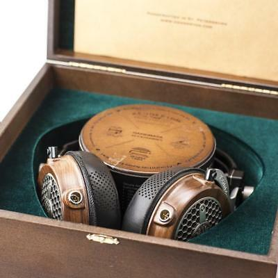 KENNERTON VALI Headphones Open 32 Ohms Studio Professional Natural Leather Wood