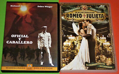 Romeo + Julieta / Oficial Y Caballero - Romeo And Juliet + An Officer And A Gent