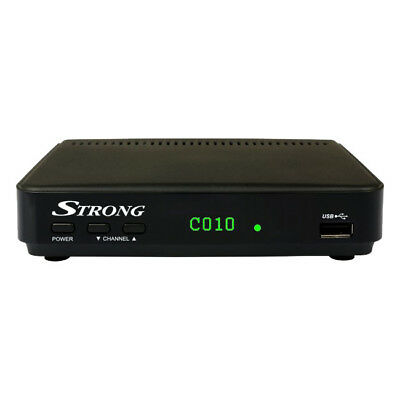 Strong SRT5434 Hd Digital Set Top Box Pvr Ready Strong