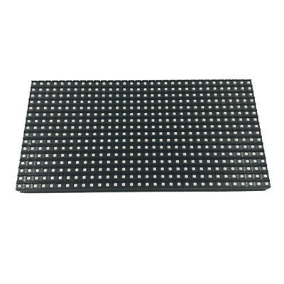 P8 Outdoor SMD3535 RGB Full Color LED Matrix Display Module 256x128mm 32x16pixel