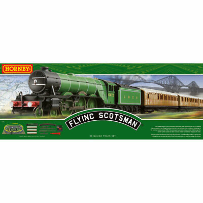 Hornby R1167 The Flying Scotsman Train Set NEW, BOXED