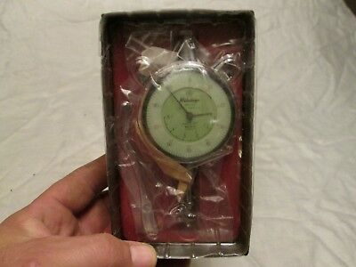 Mitutoyo Dial Indicator 2915 .001-.500.  0-100 Machinist Tool NEW in BOX