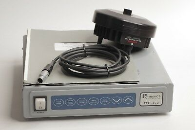 Optronics TEC-470 CCD Microscope Video Camera System, C-mount