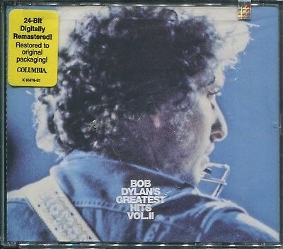 BOB DYLAN - The Best Of Bob Dylan, Vol  2 [Remaster] New Cd