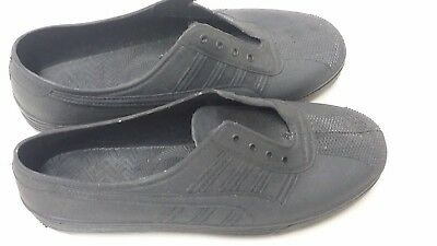 Shoes for the Garden - all weather rubber great for gardening
