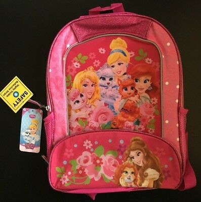 4bde88db96b Disney PRINCESS Palace Pets School Backpack- BRAND NEW