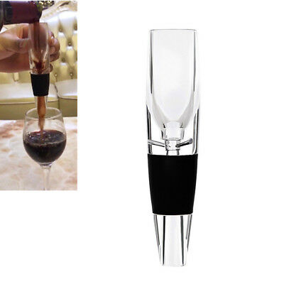 Mini Wine Aerator Instant Decanter Spout Wine Accessory Home Kitchen Bar Tool AU
