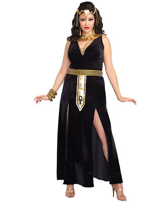 New Dreamgirl 10290X Plus Size Exquisite Cleopatra Costume