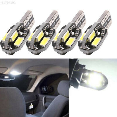 5CB7 Car LED Decode Auto Interior T10-5630-8SMD Bullet Pointed Bulb Work Lamp