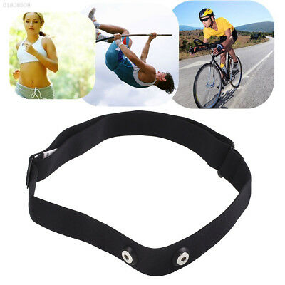 DC66 Adjust Chest Belt Strap Band for Wahoo Polar Sport Heart Rate Monitor Fitne