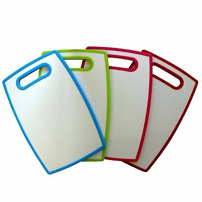 Medium Chopping Boards Colours 20.5cm x 30.5cm Red Blue Pink Green 10mm