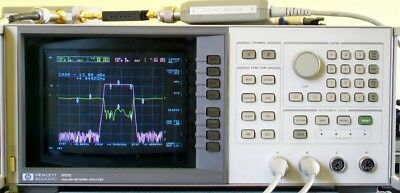 AGILENT HEWLETT PACKARD HP8757C color network scalar analyzer HP 8757C