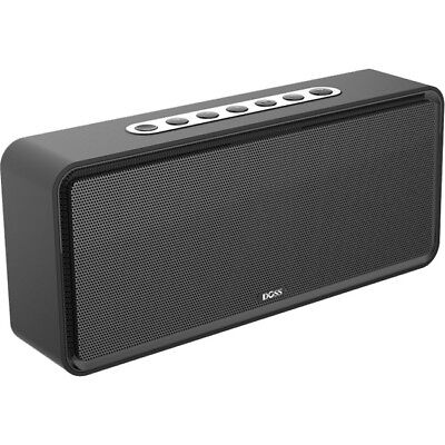 Doss DS1685BLK 32w Portable Bluetooth Speaker Soundbox Xl Bt4.0 Hd Sound