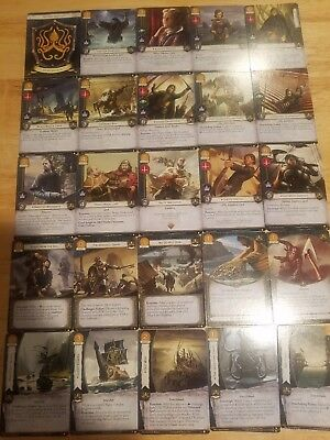 House Greygoy Game Of Thrones Living Card Game Assorted Cards