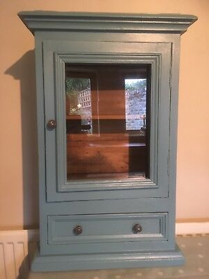 Antique (Farrow and Ball) Painted Cupboard