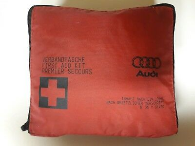 Genuine OEM Audi First Aid Kit 8W0 860 282 A1 A2 A3 A4 A5 A6 A7 A8 Q3 Q5 Q7