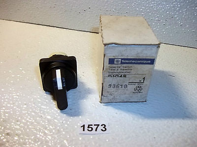 Telemecanique D1G4S 3 Position Selector Switch Momentary (1573)