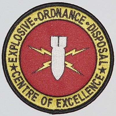 Aufnäher Patch NATO Center of Excellence Explosive Ordnance Disposal ......A3917
