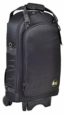 GARD BAGS Triple Soft Case for Trumpet Water Proof Black