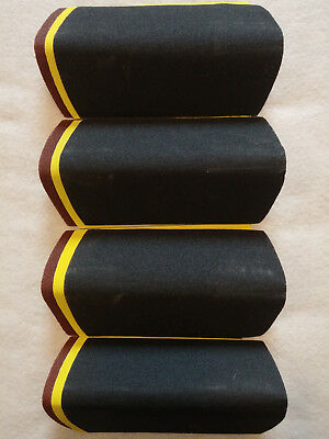 FlexPro Hand Sander Replacement Sandpaper 12 Sheets Total 4 of 100 150 240 Grit