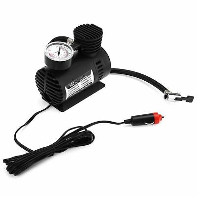 12V 300PSI Car Tire Inflator Pointer Table Air Pump