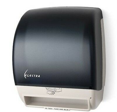 Electra - TD024501 - Palmer Fixture Automatic Towel Dispenser Beige/Black
