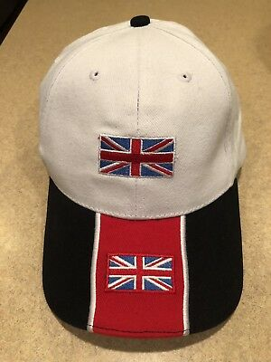 Great Britain Union Jack Ball cap - New