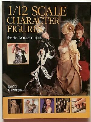 1/12 Scale Character Figures for Dolls House von James Carrington