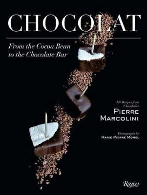 NEW Chocolat By Pierre Marcolini Hardcover Free Shipping