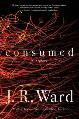 NEW Consumed By J. R. Ward Paperback Free Shipping