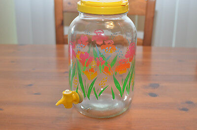 Sun Tea Gl Jar With Spigot One Gallon