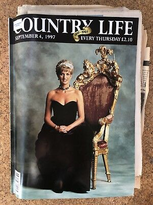 Princess Diana memorabilia (September 1997 death)