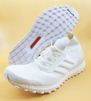 dd0313daed468 Adidas Ultraboost All Terrain SIZE 13 Men Running Shoes Non Dyed White  BB6131