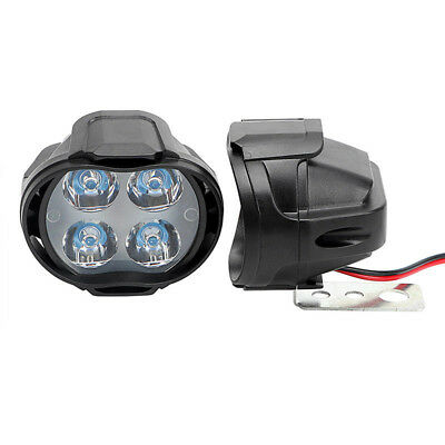 Motorcycle Headlight Spot  Lights Head Lamp LED Front DC12V Driving New