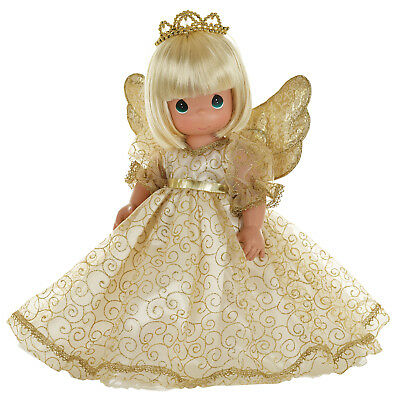 Precious Moments Dolls by The Doll Maker, Linda Rick, Angelic Whispers Gift Idea