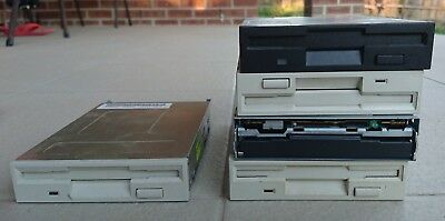 "Assorted 3.5"" Floppy Disk Drive IDE Sony NEC Panasonic Teac Alps, 6 available"