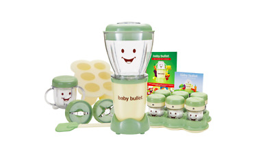 [Buy 2 get 1 Free!] Baby Bullet by Magic Bullet Complete Baby Food Prep System