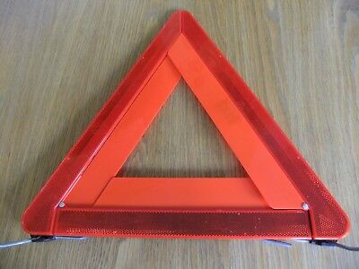 Genuine Jaguar Warning Triangle Fold Down Fits In Boot Quality Oem Accessory