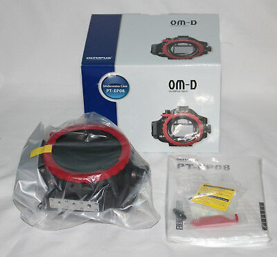 NEW Olympus PT-EP08 Underwater Housing PTEP08 for E-M5