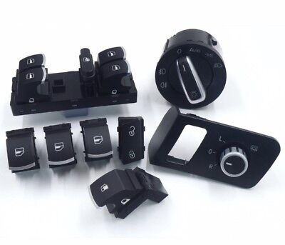 Switches,button ,windows, Control Lights Auto And Manual Touran , Caddy